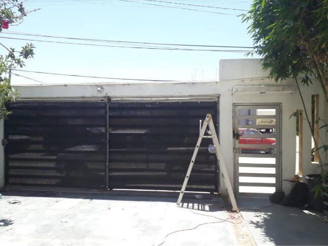 Malla sombra instalada en cerca de casa en Tijuana a buen costo