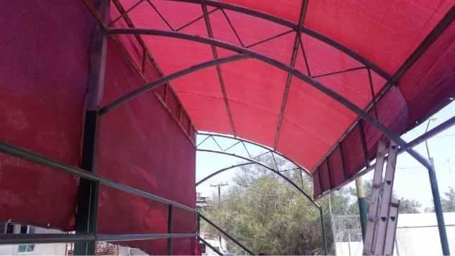 Lonas de techo en Tijuana