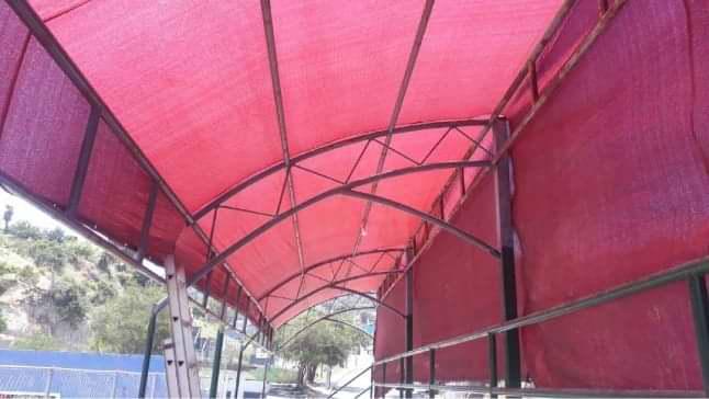Lonas impermeables para techos en Tijuana