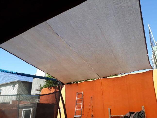 Malla para el sol en Tijuana