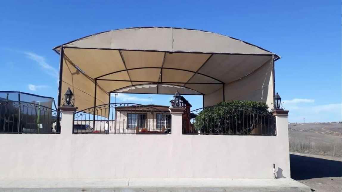 Malla de sombra en Tijuana