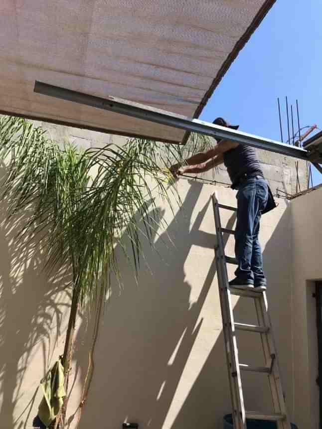 Lona y malla sombra Tijuana venta e instalaciones
