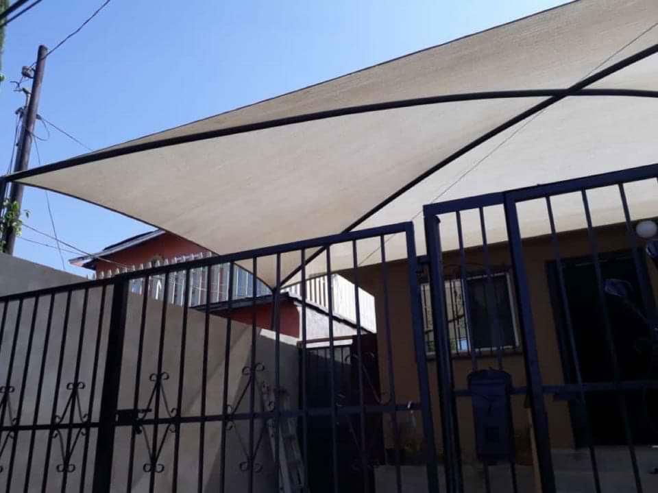 Malla de sombreo a la medida en Tijuana