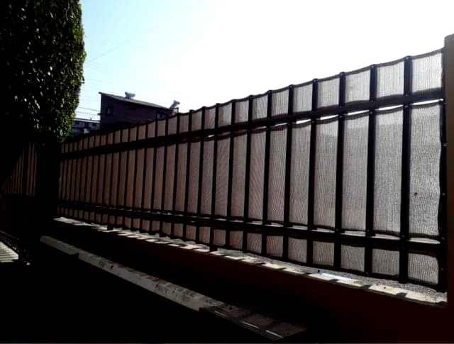 Malla sombra Tijuana para casa